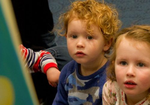 Story Time Online with Northern Beaches Libraries