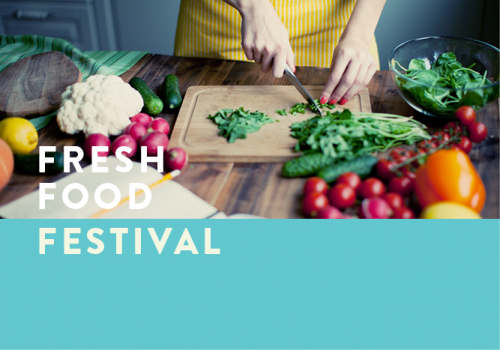 Fresh Food Festival – Recipes to cook at home